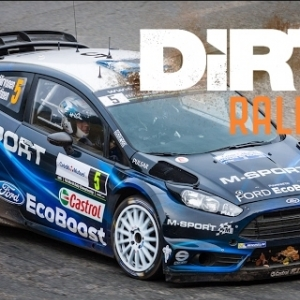 DIRT RALLY 2017 | Ford Fiesta WRC | More Bacfire | More Flames | More FUN