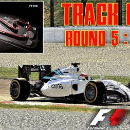 Round 5 - SPANNISH GP Track Guide + Hotlap - F1 2016