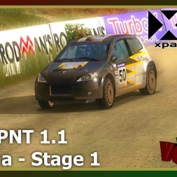 Xpand Rally - Italic PNT 1.1 - Arizona Stage 1