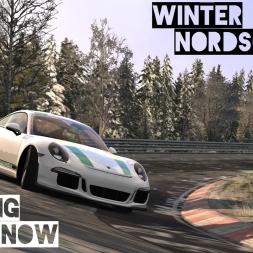 Winter Nordschleife Porsche 911R Drifting | VR [Oculus Rift] Assetto Corsa Gameplay