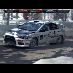 Dirt Rally - RaceDepartment Rally Championship - SS01