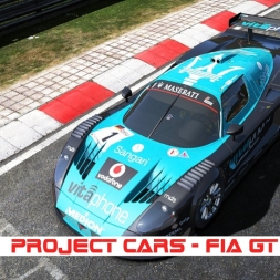 Project Cars - FIA GT1 - Watkins Glen - Day/Night