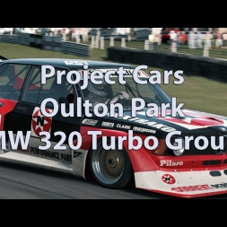 Project Cars - Oulton Park - BMW 320 Turbo - 100% Turbo