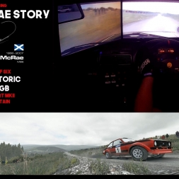 Colin McRae Sim Racing Story Part 6 of 6 Ford Escort MKII GB