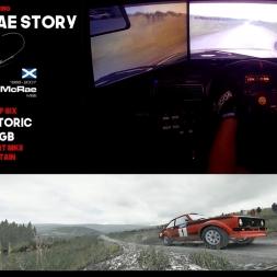Colin McRae Sim Racing Story Part 6 of 6 Ford Escort MKII GB