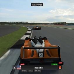 RaceRoom Broadcast | RaceDepartment P2 & GT3 @ Silverstone