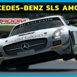 Raceroom -Mercedes-Benz SLS AMG GT3 at Oschersleben (PT-BR)