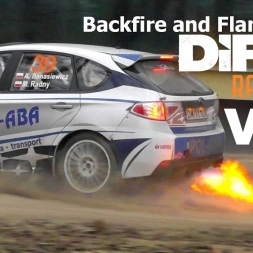 DIRT RALLY 2017 | V.2 Subaru Impreza R4 | More Backfire | More Flames | More FUN