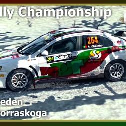 Dirt Rally - RDRC 08 - Rally Sweden - SS01 Norraskoga