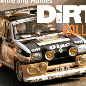 DIRT RALLY 2017 | Renault R5 Rally | More Backfire | More Flames | More FUN