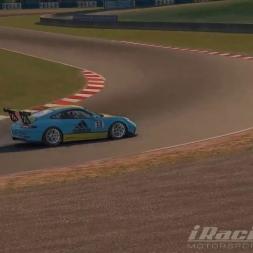Porsche Iracing Cup - Okayama