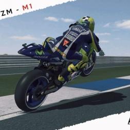 GP Bikes Beta 10c Valentino Rossi Yamaha YZM M1