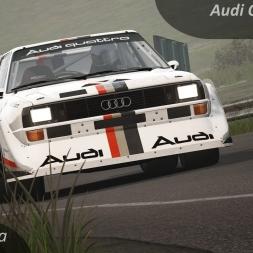Assetto Corsa Audi Quattro S1 E2 vs. Highlands