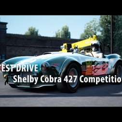 Shelby Cobra 427 Competition / Assetto Corsa / Download Car