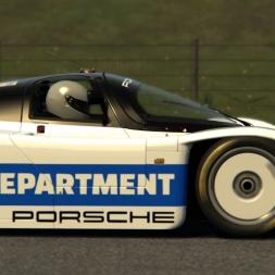Assetto Corsa Porsche 962 Long Tail Highlands