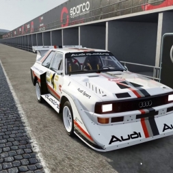 Audi Sport quattro S1 E2 - Assetto Corsa