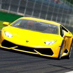 Assetto Corsa - Lamborghini Huracan - gbW Graphics mod 1440p
