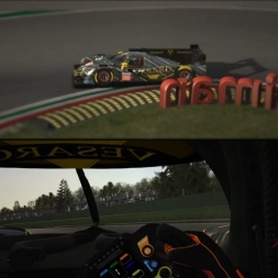 rFactor 2: Imola RDLM Test run