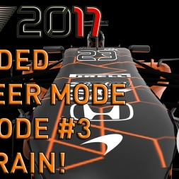 MIGHT NEED TO LOWER THE DIFFICULTY! F1 2017 Modded Career Mode Episode 3 Bahrain (F1 2014 Game)