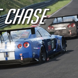 Chasing GTRs at Nordschleife - Assetto Corsa Trackday Tuesdays #52