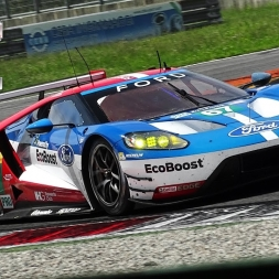 ► Assetto Corsa - Ford GT LM GTE Pro Le Mans