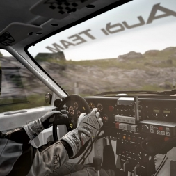 New content in Assetto Corsa review Audi Sport Quattro S1 E2 test drive onboard GoPro