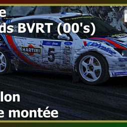 Dirt Rally - League - Legends BVRT (00's) - Gordolon - Courte montée