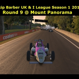 iRacing - Skip Barber UK and I League - Round 9 @ Mount Panorama
