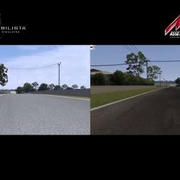 Automobilista vs Assetto Corsa (Porsche 911 GT3 Cup Car@Bathurst)