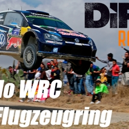 Dirt Rally | Volkswagen Polo R WRC @ Flugzeugring