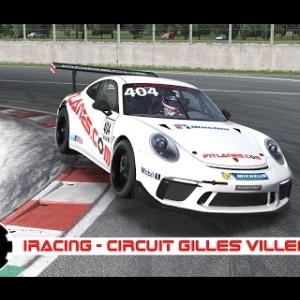 iRacing.com / Porsche GT3 Cup Car / R1 Circuit Gilles Villeneuve