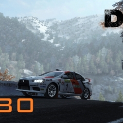 DiRT Rally Gameplay: Monte Carlo Madness | R4 Professional Championship - Episode 80