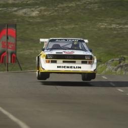 Assetto Corsa DLC Audi Quatro Highland