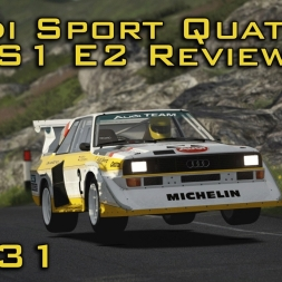 Assetto Corsa Gameplay | Audi Quattro S1 E2 Review (1.12 Update) | Episode 131