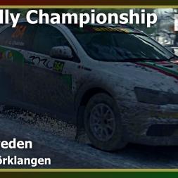 Dirt Rally - RDRC 08 - Rally Sweden - SS02 Björklangen