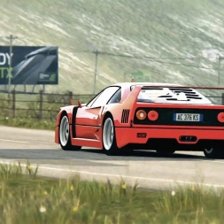 Highlands track & F40 (pure sound)