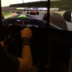 rFactor 2 - Formula 2012 - @ Red Bull Ring-
