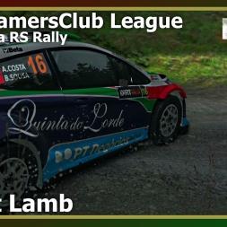 Dirt Rally - WRC GamersClub - Ford Fiesta RS WRC - Sweet Lamb
