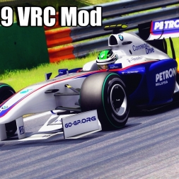 Assetto Corsa - F1 2009 mod VRC - gbW Graphics mod 1440p 60fps