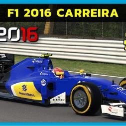 F1 2016 PC - Career #9 - Red Bull Ring (PT-BR)