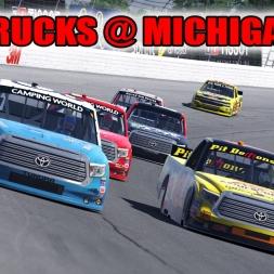 Trucks @ Michigan | SOF 4100 | 2017S1 W9