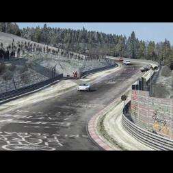 WINTER NORDS MOD / Porsche Panamera Turbo / Tracksdays