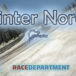 Assetto Corsa: Winter Nords 1.0 - mod by JW