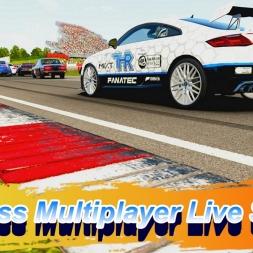 B-Class Multiplayer Live Stream