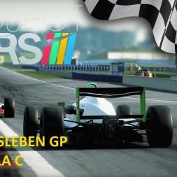 Project CARS Oschersleben GP Race with Formula C + setup