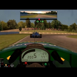 #iRacing - Star Mazda @ Mosport - Great Racing [2560x1080]