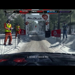 Dirt Rally - RaceDepartment Rally Championship - SS16