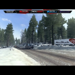 Dirt Rally - RaceDepartment Rally Championship - SS17
