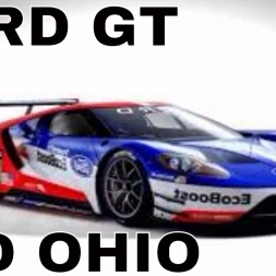 Fun in the Ford GT3 at Mid Ohio