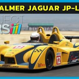 Project Cars - Palmer Jaguar JP-LM at Willow Springs Raceway (PT-BR)